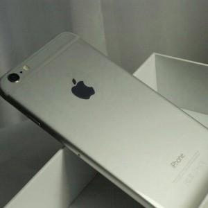Iphone 6 Plus 16 Gb Grey Garansi 1 Tahun Tokopedia