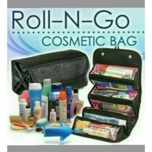 Rol N Go Cosmetic Bag Tas Kosmetik Tokopedia