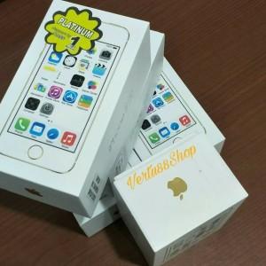 Iphone 5s 32gb Gold Garansi Platinum 1 Tahun Tokopedia