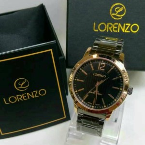 Jam Tangan Lorenzo Cowok Tokopedia