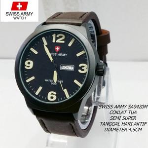 Jam Tangan Pria Swiss Army 0420