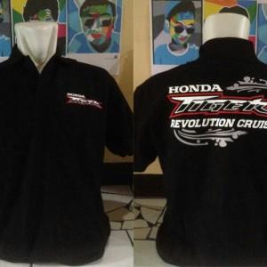 polo shirt/baju/kaos kerah MOTOR HARLEY-DAVIDSON 109