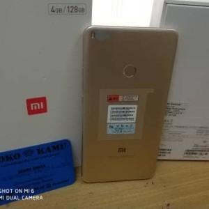 Xiaomi Mi Max 2 Gold Ram 4gb Internal 128gb Garansi 1 Tahun Tokopedia