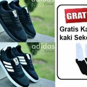 Sepatu Adidas Neo Sepatu Anak Laki Laki Sepatu Keren Tokopedia