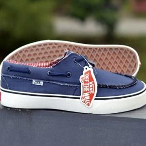 Sepatu Vans Zapato Grey Tokopedia