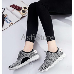 Sepatu Wanita Sneakers Kets Sds178 Tokopedia
