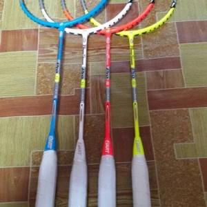 Raket badminton ORIGINAL NEW HART POWER SHOOT 4 VARIASI WARNA