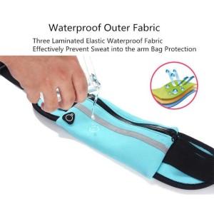 Tas Pinggang Jogging Belt Hp Botol Lari Sport Running Waterproof Tokopedia
