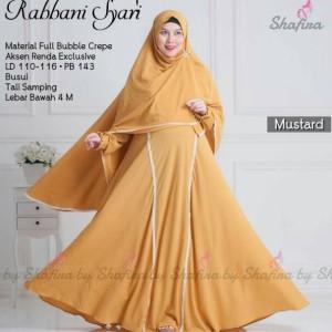 Daftar Baju Gamis Rabbani Tokopedia