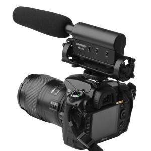 TAKSTAR SGC-598 Microphone DSLR / MIC Recording Rekaman