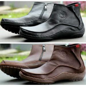 Sepatu Casual Kulit Kickers Tokopedia