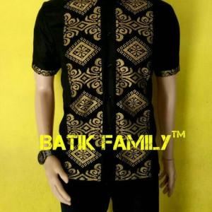 Kemeja Batik Pria Executive Hem Baju Batik Pria Modern Tokopedia