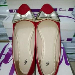 Jual sepatu cewek IFA ori ORIGINAL sepatu wanita flat shoes  fb6e4fe19c
