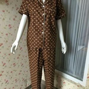 Piyama Baju Tidur Lv Celana Panjang Tokopedia