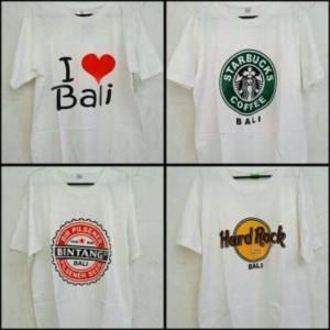 Kaos Bali Xxl Berwarna Katun Halus Tebal Harga Khusus Size Xxl Tokopedia