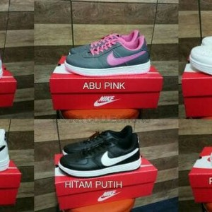 Sepatu Wanita Nike Abu Tokopedia