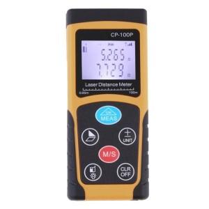 Laser Distance LCD 100m Digital Alat ukur Jarak 100 meteran