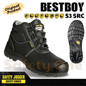 Sepatu Bestboy S3 Safety Jogger Shoes Original Safetyjogger Tokopedia