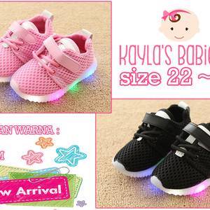 Sepatu Bayi Import Tokopedia