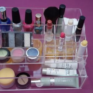 Baru Akrilik Kosmetik Organizer Tokopedia