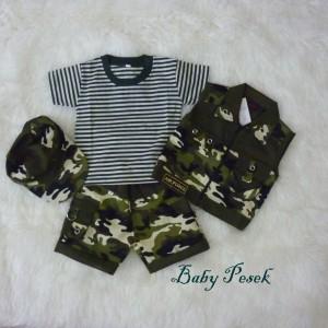 Baju Loreng Tokopedia