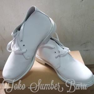 Sepatu Pdh Putih Tali Tokopedia