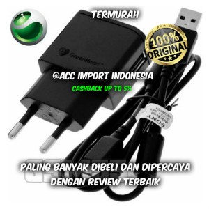Charger Sony Ep 800 Charger Smartphone Sony Tokopedia