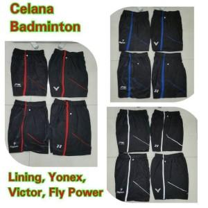 Celana Badminton Yonex Lining Victor Tokopedia