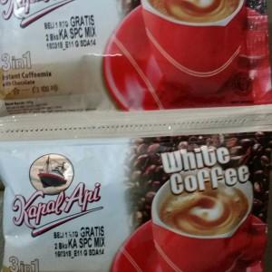 Kapal Api White Coffee -