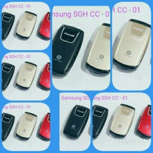Handphone Samsung Flip Cc 01 News Refurbish Tokopedia
