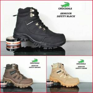 Sepatu Boots Touring Safety Tokopedia
