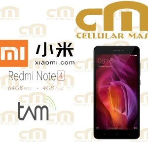 Xiaomi Note 4 Ram 4gb Internal 64gb Resmi Tam 1 Thn Tokopedia