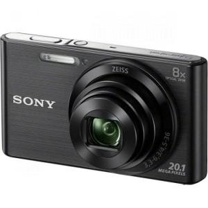 Sony Kamera Digital Dsc W 830 Black Tokopedia