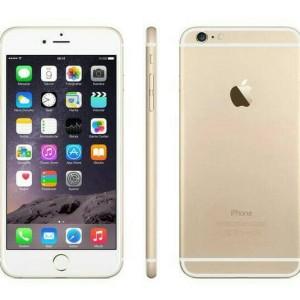 Iphone 6 Plus 16 Gold Grey Refurbished Garansi Distributor 1 Tahun Tokopedia
