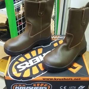 Sepatu Safety Krushers Texas Tokopedia