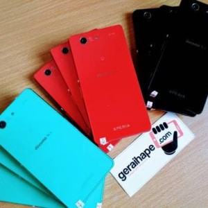 Sony Xperia Z3 Compact Docomo Second Ram 2gb Rom 16gb Tokopedia