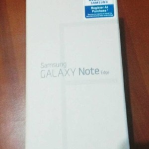 Samsung Note Edge Ram 3gb 32gb Lte Fullset Original Terlaris Bergaransi Tokopedia