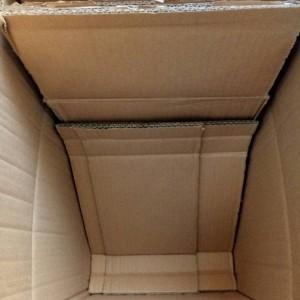 Dus Double Layer Tambahan Untuk Packing Setrika, Dll