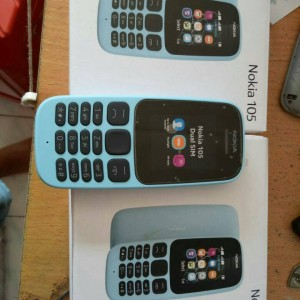 Nokia 105 New 2017 Nokia 105 Neo Dual Sim Garansi Resmi 1 Tahun Tokopedia
