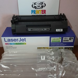 Toner Hp Laserjet 26 A Tokopedia