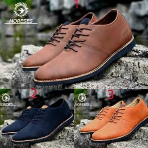 Sepatu Moofeat Casual Moreses Tokopedia