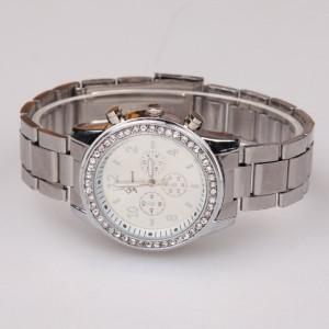Jam Tangan Wanita Cantik Geneva Ladies Quartz Watch W.R 30m YQ004