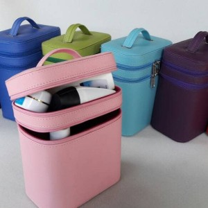 Promo Tas Kosmetik All Color Beutycase Tas Make Up Tokopedia