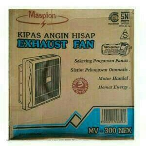 Jual Maspion Exhaust Fan MV 300 NEX 12