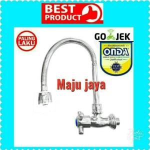 Harga Promo Kran Air Dapur Angsa Onda V 689 Gwc Seal Tape Fleksibel Cuci Piring San Ei Grohe Toto Aer Wasser Tokopedia