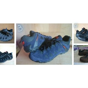 Sepatu Karrimor Sepatu Gunung Outdoor Sepatu Casual Murah Tokopedia