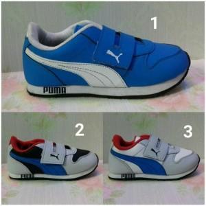 Sepatu Anak Slop Puma Tokopedia