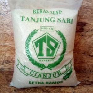 Beras Setra Ramos Tanjung Sari 5kg