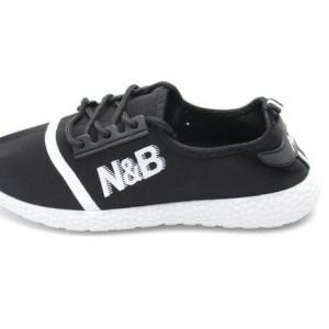 Sepatu N B Putih 28 35 Bisa Untuk Sekolah Kuliah Jalan Jalan Tokopedia