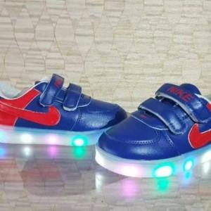 Sepatu Led Nike Merah Tokopedia